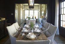 dining room / by Melissa Manos