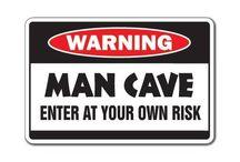 Man Cave....Dave