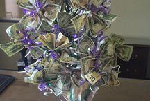 penge gaver