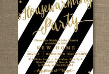 House warming / Party planning