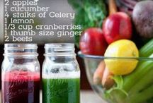 Juicing / by Stephenie Bellwood