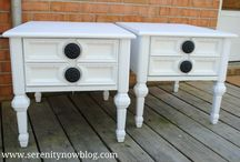 Furniture refashion / by Courtney Taylor {snickerdoodlesandtaylortots}