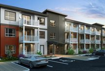 Glenbrook Park / AHCC, together with Truman Homes, is delivering a new multi-family development called Glenbrook Park in the southwest of Calgary.