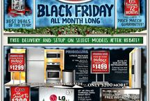 Gerhard's Appliances Black Friday / Last chance to save with Gerhard's Fiery Hot Black Friday Deals
