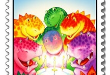 Birthday Dino-Mite / by Pintasaurus by Field Station: Dinosaurs