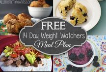 Weight Watchers / Some of my favorite Weight Watchers Friendly Recipes