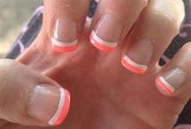 Nails;; / by Mandy Byrd