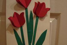 Çiçek örnekleri