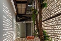 Arquitetura - Cobogós e muxarabis