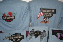 Live Free or Die Collection / New Hampshire's State Motto Clothing / by D F Custom Embroidery