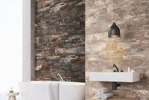 The Modern Rustic Trend /  #egeseramik #perfectbeauty  #ceramic  #tiles #design #homedesign