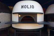 NOLIO piec Stefano Ferrara Napoli / Przyjechał z Neapolu i waży 2,5 tony :)