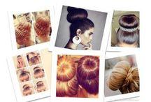 Hair / by Jonnie Hellens