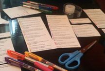 Note Taking and Study Tips