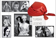 TURBAN LEGEND... / by juleVintage / theSTYLEARMORY
