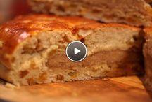 Koekjes, cakes, taarten en snoep / Voor op de balansdag, waarop je lekker eens niet gezond bezig hoeft te zijn.