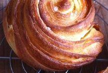 Pâtisserie ( brioches et viennoiseries )