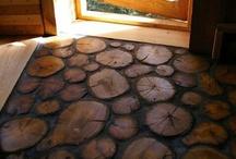 Unique flooring choices