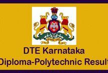 DTE Karnataka Diploma Results 2015-Check