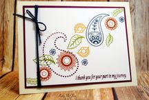 Paisley and posies