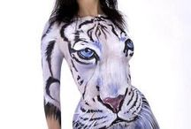 Body Art, so fun and beautiful &fascinating