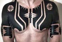 tatoo compositions