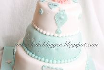 My cakes and cupcakes / Picture of things I bake, decorate and make