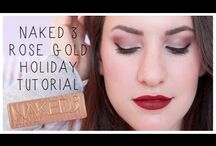 Naked 3 looks / Compilation of Naked 3 looks and tutorials.