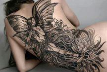 Tattoos.  / by Brandi Webb