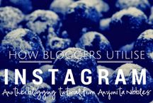 Social Media Tips / Tips from bloggers and experts on how to improve your social media presence