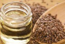 Santé et bien-être graine de lin