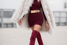 Красивые образы одежда