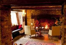 pubs & fireplaces