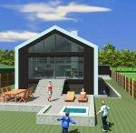 Byg nyt hus / building new house