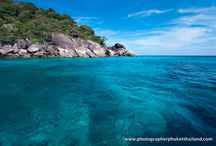 Similan national marine park