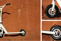Best Dirt Scooter Reviews / Dirt Scooter Vs Regular Scooters? The Best Dirt Scooters will always win out over rough terrain and the hard knocks a tough dirt scooter can take are many. Ride into the mud and enjoy a great dirt scooter ride with one of these models to compare.