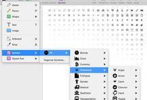 Sketch app / Все для приложения Sketch