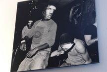 """MONA NYC 80s / Images d'inspiration pour la """"MONA XL NYC 80s"""" - 28 Novembre 2015 - Djs: San Soda / R-Zo / Nick V - Contest House Dance, Waacking, Voguing / La Bellevilloise"""
