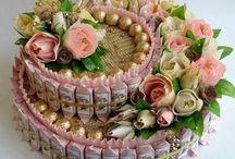 Tortas de dulces