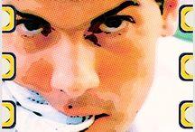 Quadrinhos em Azulejos - Coleção Cantores Brasil. / Quadrinhos confeccionados em Azulejo no tamanho 15x15 cm.Tem um ganchinho no verso para fixar na parede. Inspirados em cantores pop brasileiros. Para entrar em contato conosco, acesse: www.babadocerto.com.br
