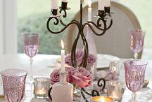 Apparecchiamo: la tavola!••
