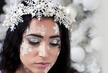 winter make-up