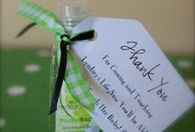 Baby shower ideas / by Debbie Connor-Gibbs