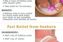 baking soda  and  it's benefits