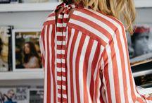 My wardrobe - stripes