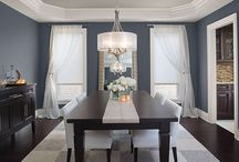 Dining Room Ideas / by Kathleen O'Rourke