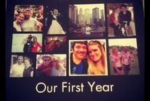 Eerste jaar ❤