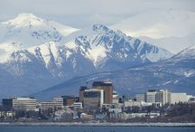 Anchorage City / Anchorage is a fascinating and northern most city of united states Alaska.