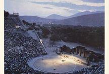 Φεστιβάλ: Αθηνών & Επιδαύρου, Ήχος & Φως, Γιορτή Κρασιού.