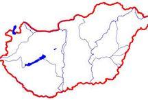 Magyarorszàg térképe